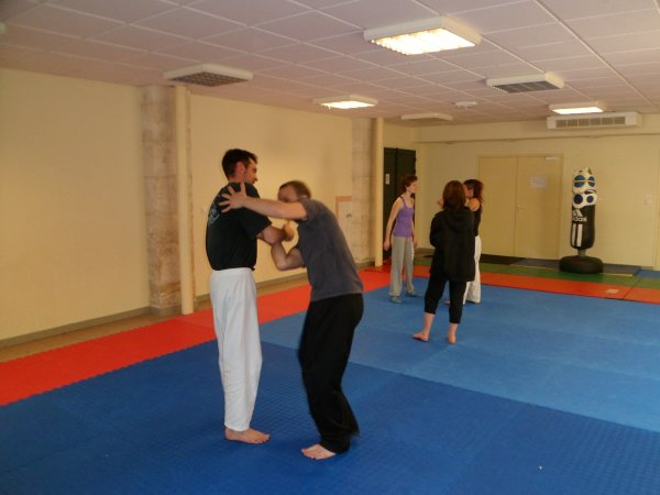 Stage self defense ( hoshinsul)  21/04